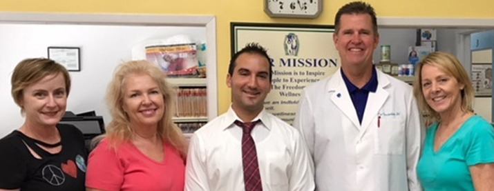 Family Wellness, A Chiropractic Group Office Team
